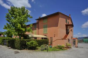 B&B Alfieri, Struttura dall'esterno, CIsanello, Pisa